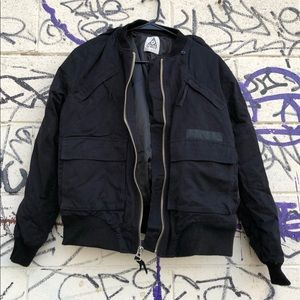 Unif bomber jacket